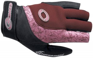 Womens Tournament Glove (darkred)